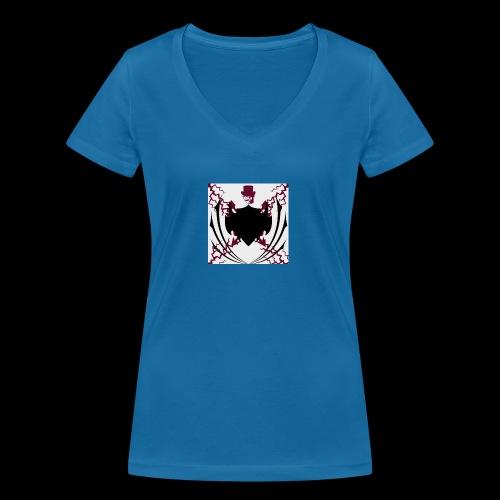 MauL*S - Økologisk Stanley & Stella T-shirt med V-udskæring til damer