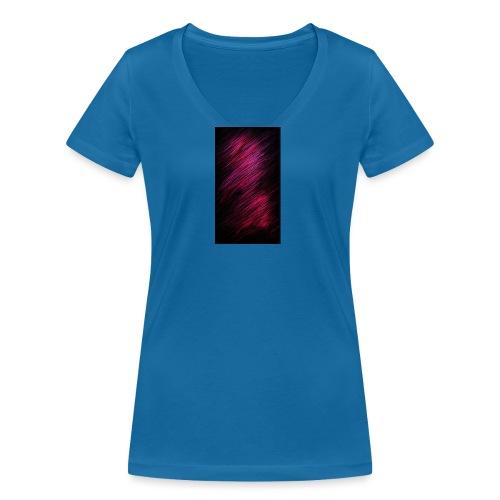 Oskis special - Ekologisk T-shirt med V-ringning dam från Stanley & Stella