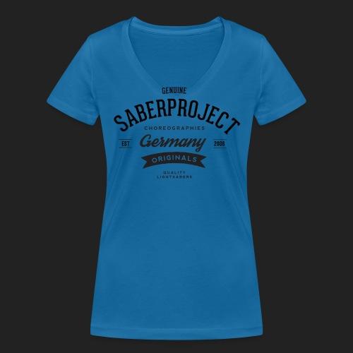 SP Originals - Frauen Bio-T-Shirt mit V-Ausschnitt von Stanley & Stella