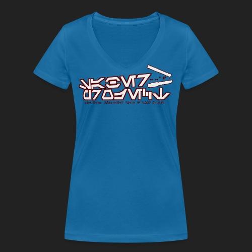 Guardian SP - Frauen Bio-T-Shirt mit V-Ausschnitt von Stanley & Stella