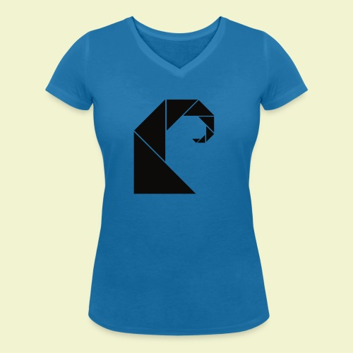 Swell - Vrouwen bio T-shirt met V-hals van Stanley & Stella