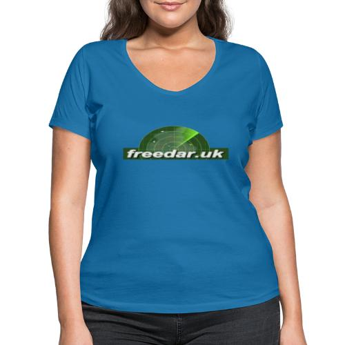 Freedar - Women's Organic V-Neck T-Shirt by Stanley & Stella