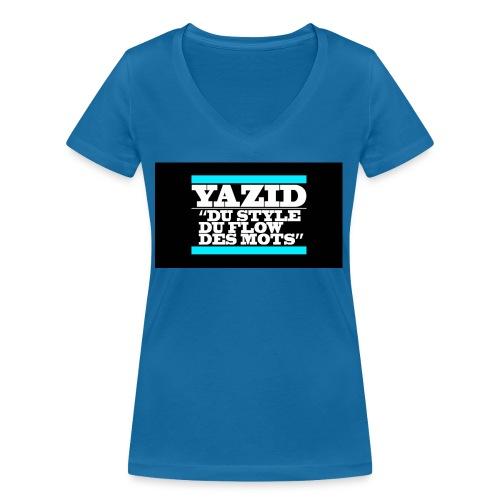 jdfcrea serie 1 - T-shirt bio col V Stanley & Stella Femme