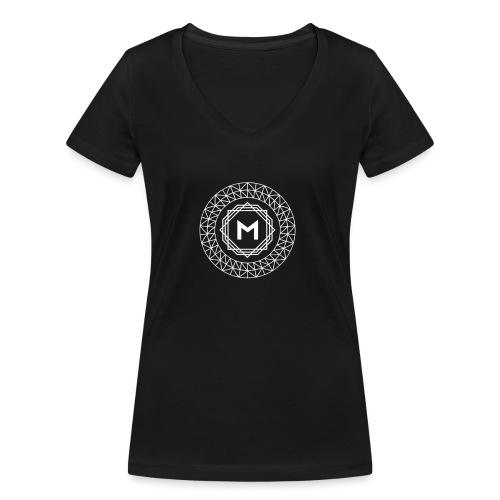 MRNX MERCHANDISE - Vrouwen bio T-shirt met V-hals van Stanley & Stella