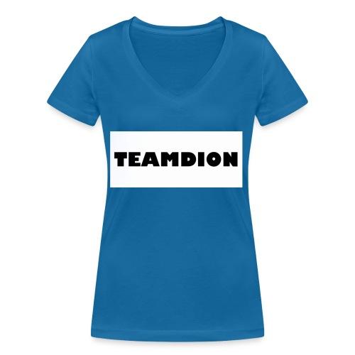 25258A83 2ACA 487A AC42 1946E7CDE8D2 - Women's Organic V-Neck T-Shirt by Stanley & Stella