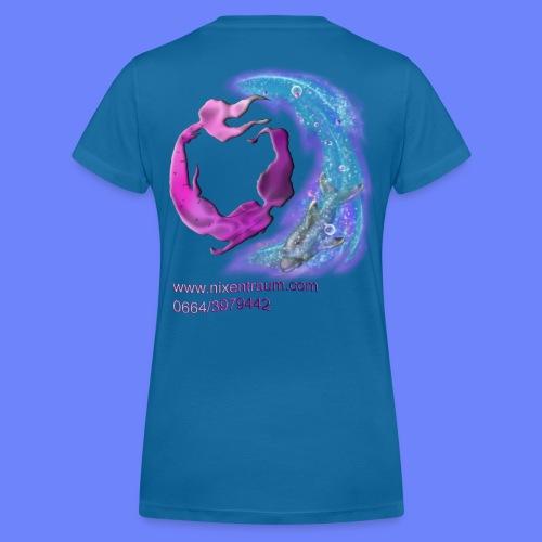 nixentraum6 - Frauen Bio-T-Shirt mit V-Ausschnitt von Stanley & Stella