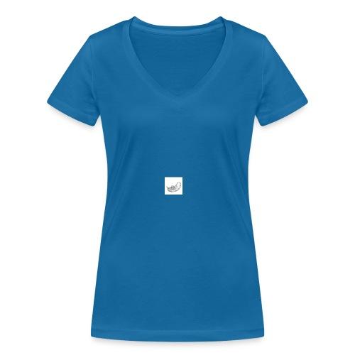 images jpg - Frauen Bio-T-Shirt mit V-Ausschnitt von Stanley & Stella