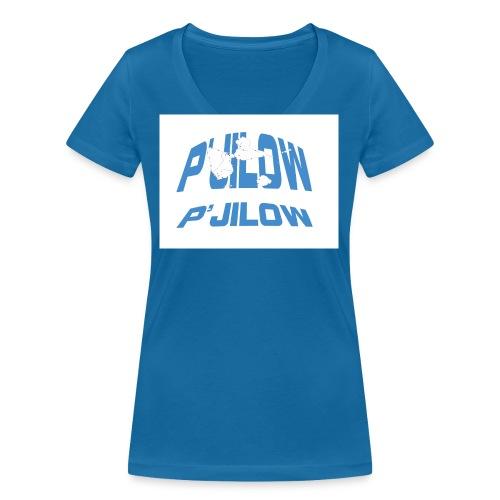 PjilowFONDB00101 jpg - T-shirt bio col V Stanley & Stella Femme