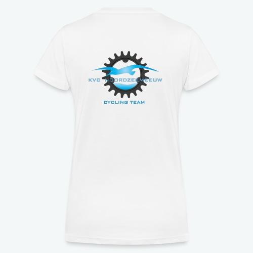 kledijlijn NZM 2017 - Vrouwen bio T-shirt met V-hals van Stanley & Stella
