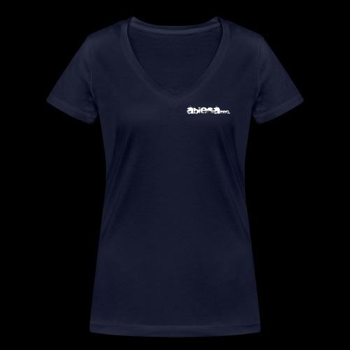 Abiesa - Frauen Bio-T-Shirt mit V-Ausschnitt von Stanley & Stella