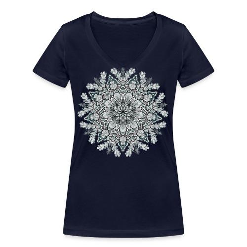 Bilde 28 09 2016 23 23 41 png - Økologisk T-skjorte med V-hals for kvinner fra Stanley & Stella