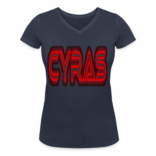 CYRAS - T-shirt bio col V Stanley & Stella Femme