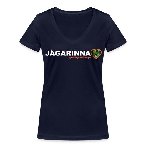tishja garinna png - Ekologisk T-shirt med V-ringning dam från Stanley & Stella