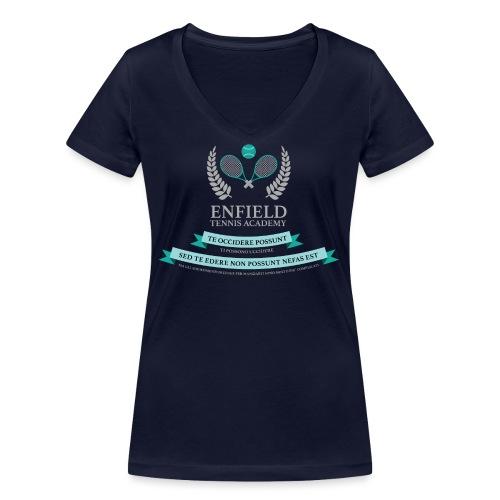 Infinite Jest - D.F. Wallace [ITALIAN] - T-shirt ecologica da donna con scollo a V di Stanley & Stella