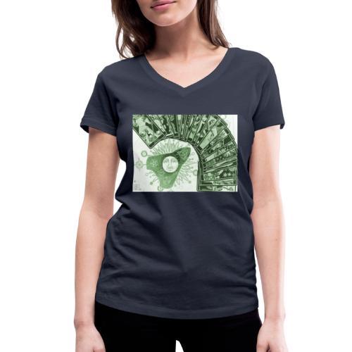 L'evidenza occulta - T-shirt ecologica da donna con scollo a V di Stanley & Stella