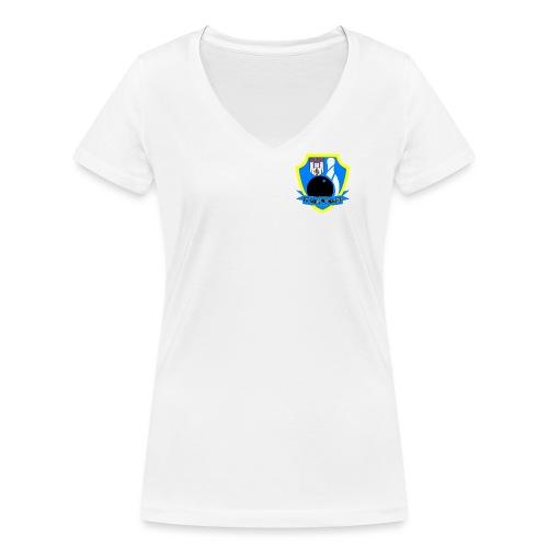 Germania Neustadt Fan - Frauen Bio-T-Shirt mit V-Ausschnitt von Stanley & Stella