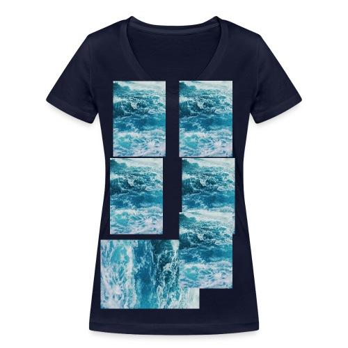 cropped_header_1440703086 - Frauen Bio-T-Shirt mit V-Ausschnitt von Stanley & Stella