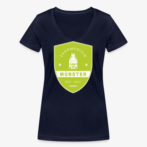 Zahnmedizin Münster - Frauen Bio-T-Shirt mit V-Ausschnitt von Stanley & Stella