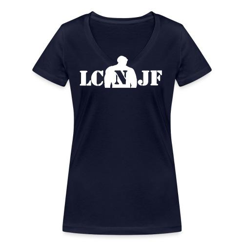 LCNJF - T-shirt bio col V Stanley & Stella Femme