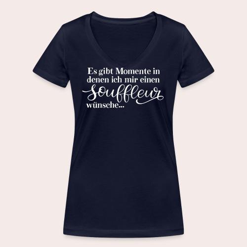 Souffleur - Frauen Bio-T-Shirt mit V-Ausschnitt von Stanley & Stella
