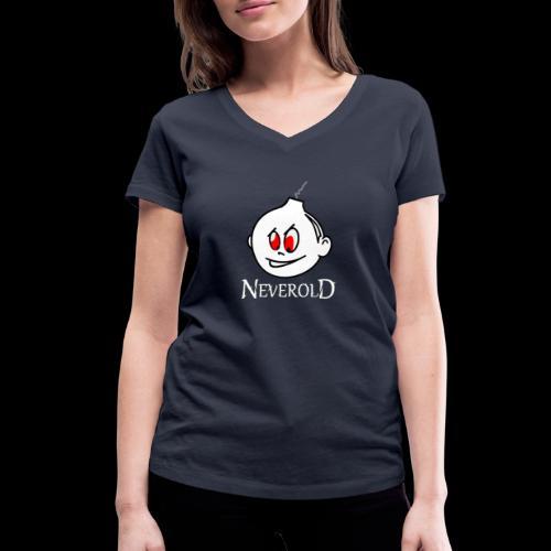 tete neverold - T-shirt bio col V Stanley & Stella Femme
