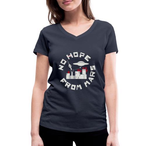 Berlin - No Hope From Mars - Frauen Bio-T-Shirt mit V-Ausschnitt von Stanley & Stella