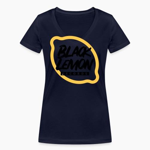 BL Logo2017 b - Frauen Bio-T-Shirt mit V-Ausschnitt von Stanley & Stella