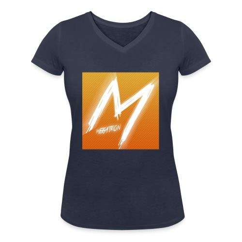 MegaTaza - Women's Organic V-Neck T-Shirt by Stanley & Stella