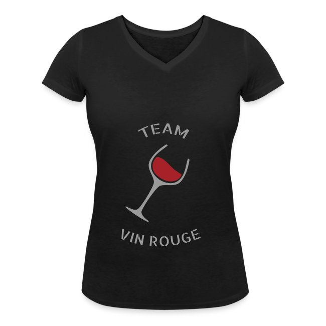 Team Vin Rouge - T-shirt