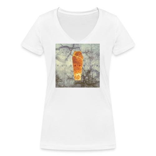 Kultahauta - Women's Organic V-Neck T-Shirt by Stanley & Stella