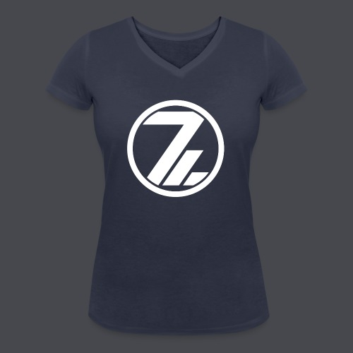 OutsiderZ Hoodie 3 - Frauen Bio-T-Shirt mit V-Ausschnitt von Stanley & Stella