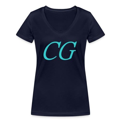 CG - T-shirt bio col V Stanley & Stella Femme