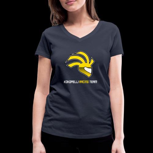 KRT Helmet - T-shirt bio col V Stanley & Stella Femme