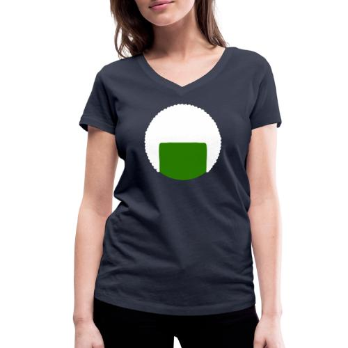 ONIGIRI - T-shirt bio col V Stanley & Stella Femme