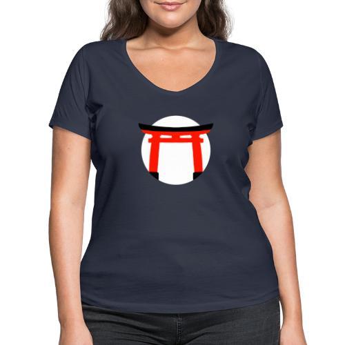 TORII - T-shirt bio col V Stanley & Stella Femme