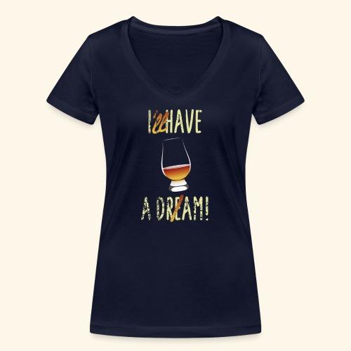 Dram - Frauen Bio-T-Shirt mit V-Ausschnitt von Stanley & Stella