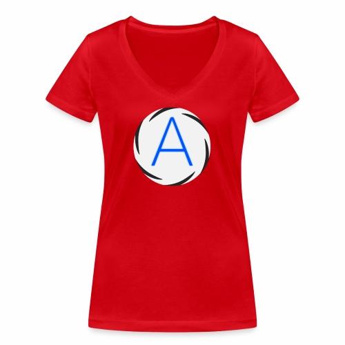 Icona png - T-shirt ecologica da donna con scollo a V di Stanley & Stella