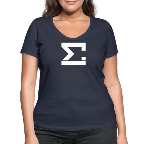 ME - Frauen Bio-T-Shirt mit V-Ausschnitt von Stanley & Stella