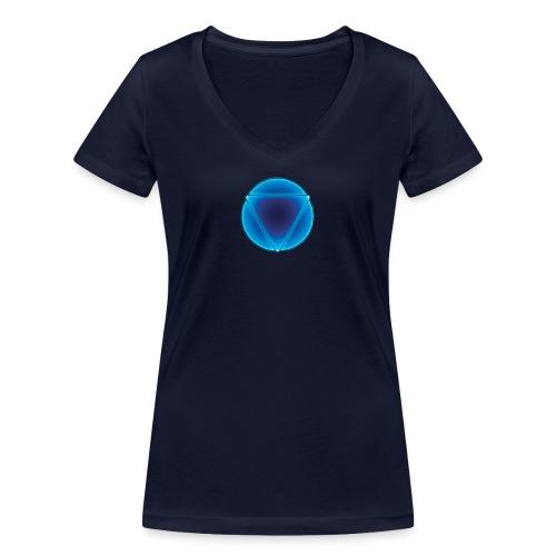 REACTOR CORE - Camiseta ecológica mujer con cuello de pico de Stanley & Stella