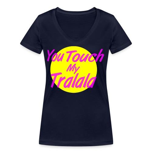 Tralala - T-shirt bio col V Stanley & Stella Femme