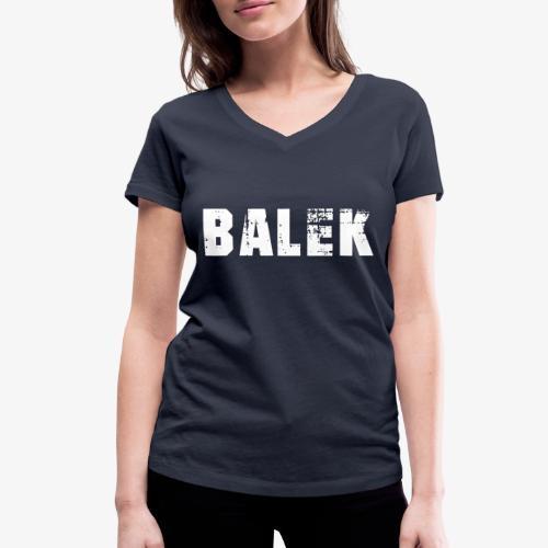BALEK - T-shirt bio col V Stanley & Stella Femme