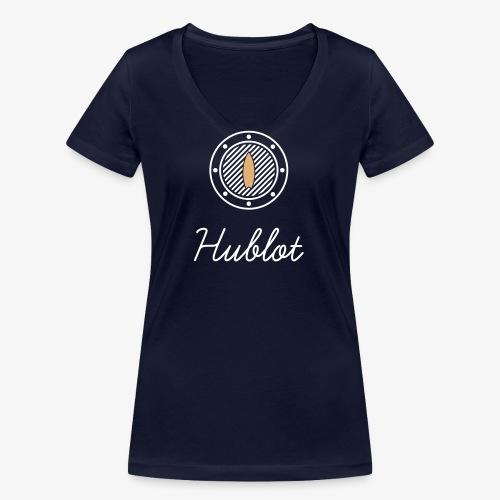 Hublot 01b - Frauen Bio-T-Shirt mit V-Ausschnitt von Stanley & Stella