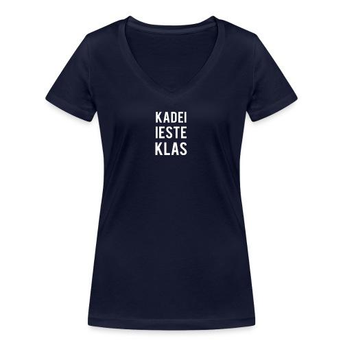 Kadei ONTWERP - Women's Organic V-Neck T-Shirt by Stanley & Stella