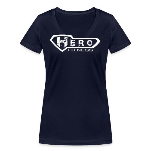 logo png - Ekologisk T-shirt med V-ringning dam från Stanley & Stella