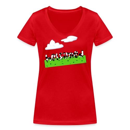 helfimed - Women's Organic V-Neck T-Shirt by Stanley & Stella