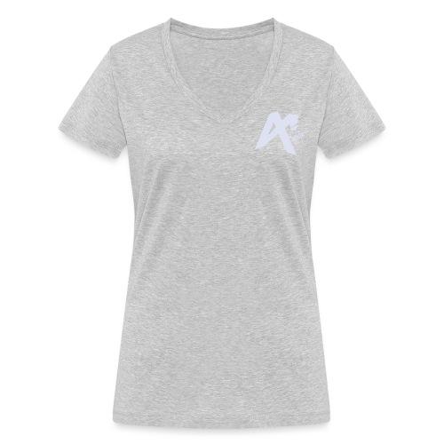 Logo Amigo - Women's Organic V-Neck T-Shirt by Stanley & Stella