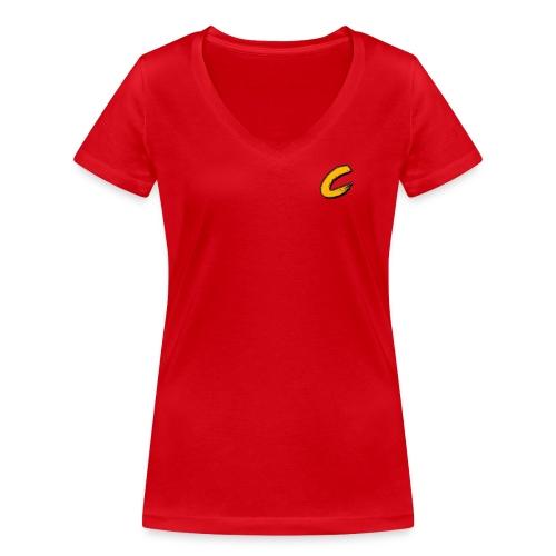 Chuck - T-shirt bio col V Stanley & Stella Femme