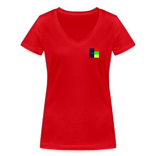 SCA - T-shirt bio col V Stanley & Stella Femme