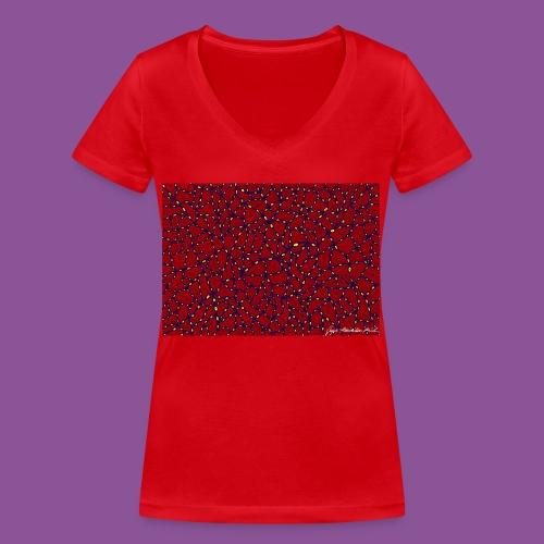 Nervenleiden 35 - Frauen Bio-T-Shirt mit V-Ausschnitt von Stanley & Stella