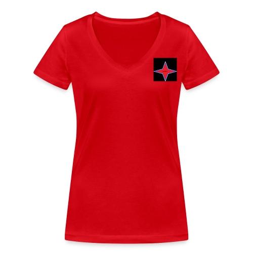 Infinite Lys - T-shirt bio col V Stanley & Stella Femme